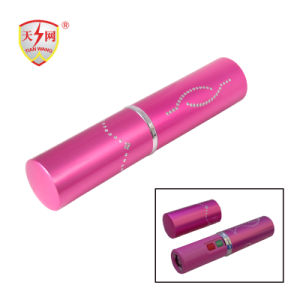 Small Compact Lipstick Stun Guns Device for Ladies pictures & photos