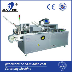 Automatic Horizontal Carton Machine for Pharmaceutical Blister