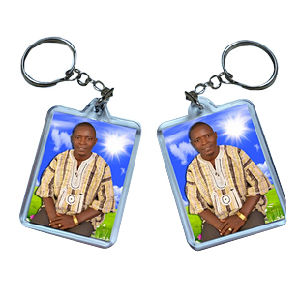 Arylic Custom Keychain Cheap Factory Direct Keychain pictures & photos