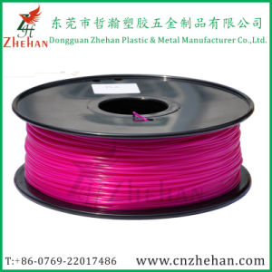 1.75mm PLA Filament/3D Filaments Manufacture pictures & photos