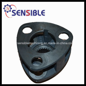 Sand Casting/Silica Sol Casting/Investment Casting Part for Farm Machine or Garden Machine