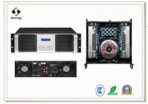 7000series-1300W Line Array Power Amplifier/Professional Stage Amplifier pictures & photos