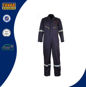 Workwear Jumpsuit/ Romper Stomper/ Fire Retardant Reflective Coverall/ Safety Workwear Coverall pictures & photos