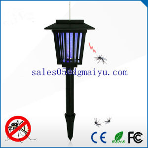 Pest Control Eco-Friendly Solar Mosquito Insect Killer pictures & photos