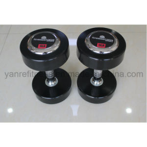 Gym Fitness PU Dumbbell Set pictures & photos