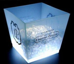 10L Square LED Ice Bucket for Bar with Best Price pictures & photos