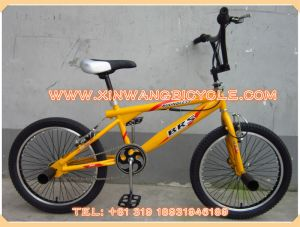 China Tianjin Factory Hot Sale New Model Good Quality 20inch Freestyle BMX Bike pictures & photos