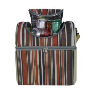 Portable Electronic Soft Cooler Bag 13liter DC12V for Outdoor Leisure Activity Application pictures & photos