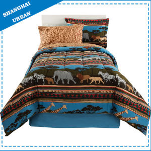 3 PCS Cotton Polyester Kids Bedding Comforter (set) pictures & photos