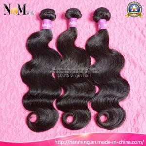 Cheap 5A Grade Virgin Human Hair Popular Guangzhou Hair (QB-MVRH-BW) pictures & photos