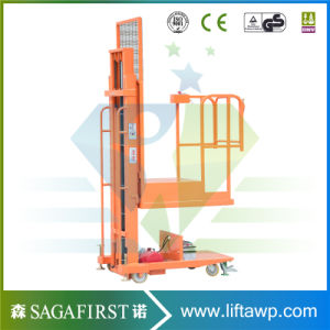 Mobile Hydraulic Automatic Welding Lift Platform pictures & photos