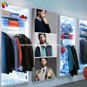 Advertising Aluminium Frame with Fabric Banner Printing pictures & photos