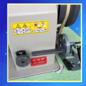 Zhen Hu Single Needle Heavy Duty Compound Feed Lockstitch Sewing Machine (ZH-4400) pictures & photos
