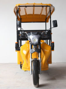 Top Mini Electric Passenager Tricycle pictures & photos