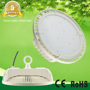 TUV 180W UFO LED Highbay Light with Cold Forging Shell pictures & photos