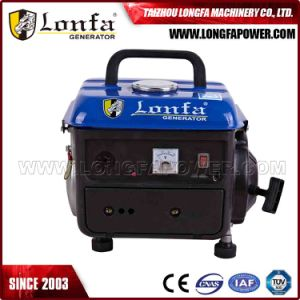 Lonfa Two Stroke 650W DC Current Gasoline Generator pictures & photos