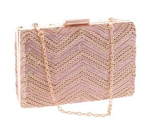 Sequin Style Fashion Designer Evening Bag Clutch Bag (XW0932) pictures & photos