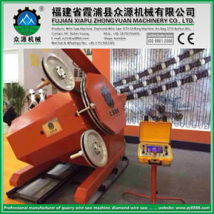 55kw Wire Saw Machine for Marble and Granite