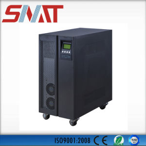 15kVA Single Phase Power Frequency Online Intelligent UPS for Solar System pictures & photos