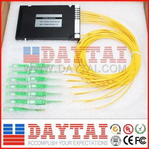 Fiber Optic Fwdm 2/8/12/16/18 Channel CWDM with Optional Connectors pictures & photos