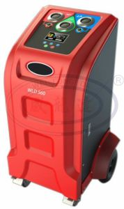 Car Auto AC Refrigerant Flushing Machine with Recharging Wld-560 pictures & photos