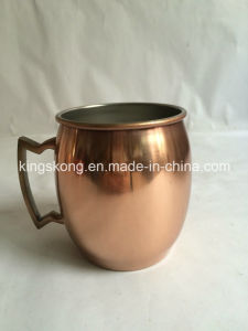 Copper Moscow Mule Mug with Stainless Steel or Aluminium Material pictures & photos