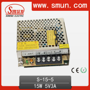 Single Output Switching Power Supply 25W 5V 5A CE RoHS pictures & photos