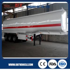Cheap Tri-Axle Oil Fuel Tanker Transportation Semi Trailer pictures & photos