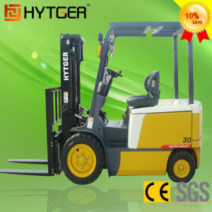 AC Motor 3.0ton Electric Forklift on Sale pictures & photos