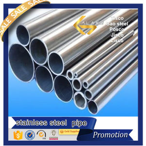 Welded Stainless Steel Pipe (201, 304, 304L, 316L, 321)