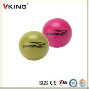 Lifetime Warranty Laser Engraved Rubber Lacrosse Massage Ball pictures & photos