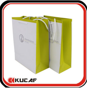 Wholesale Reuse Paper Bag Paper Shopping Bag pictures & photos