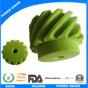 Nylon Plastic Cylindrical Helical Spiral Gears for Power Transmission pictures & photos
