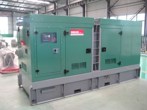 Ce Approved 3 Phase 70kw Cummins Diesel Generating (6BT5.9-G2) (GDC88*S) pictures & photos