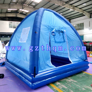 Pool Inflatable Tent/Convenient Outdoor Inflatable Tent pictures & photos