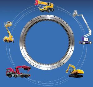 Excavator Komatsu PC600-8 Slewing Ring, Swing Circle P/N: 21m-25-11101 pictures & photos