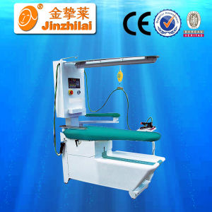 Multifunctional High Suction Blast Ironing Table with Integrated Boiler