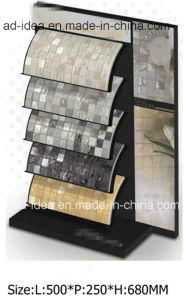Quartz Tile Display /Display for Tile Exhibition (AS-90) pictures & photos