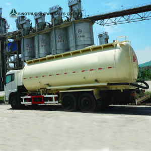Sinotruck HOWO Brand Hot Selling 8X4 45m3 Bulker Cement Truck pictures & photos