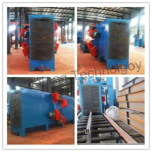 Professional Steel Plate Shot Blasting Machine pictures & photos