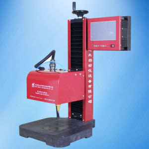 CNC Pneumatic DOT Pin Marking Machine, Metal Marking Machine pictures & photos