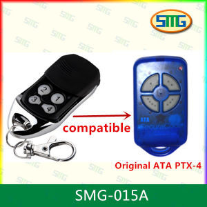 ATA Ptx-4 Replacement Remote, 433MHz New ATA Garage Door Remote Control