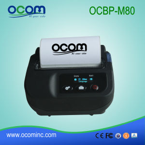 Ocbp-M80-- China Factory 80mm Mini Bluetooth Thermal Label Printer pictures & photos