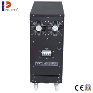 10000W/15kVA DC96V AC220V Portable Low Frequency Power Inverter pictures & photos