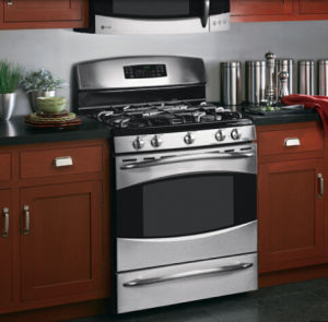 Comfortable Gas Range Oven for Women Loving pictures & photos
