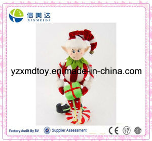 Plush Christmas Gifts Soft Christmas Elf Toy pictures & photos