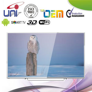 2016 Uni HD Smart 32-Inch LED TV with High Quality pictures & photos