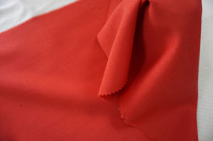 Red Wool Fabric Plain Suit pictures & photos