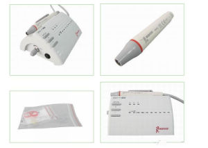 Dental Ultrasonic Piezo Scaler Woodpecker UDS-P LED Light Handpiece pictures & photos