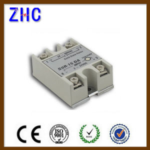 China Wholesale Market High Current Fotek Solid State Relay SSR-20AA pictures & photos